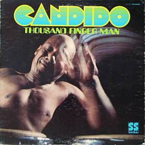 CANDIDO - Thousand Finger Man , LP , Latin