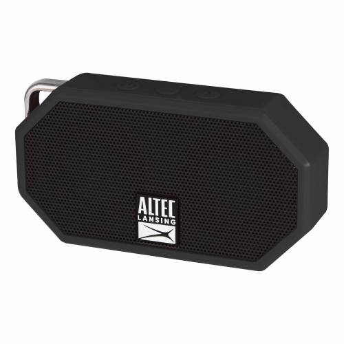 ALTEC LANSING MINI H2O OUTDOOR BLEUTOOTH SPEAKER SİYAH DIŞ MEKAN (IMW257-BLK)