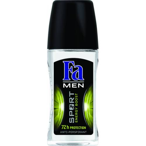 FA ROLL-ON MEN SPORT DOUBLE POWER 50 ML