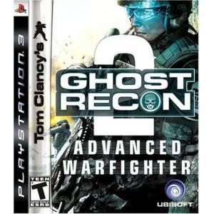 Tom Clancy. Ghost Recon Adenced Warfıghter Ps3 Oyunu