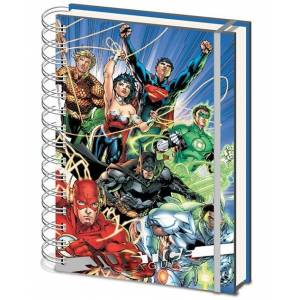 Pyramid International A5 Defter Justice League United