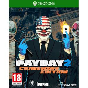 Payday 2 Crimewave Edition Pay Day 2 Xbox One