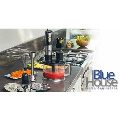 Blue House BH5550BS Grande Max 700 Watt Blender Seti