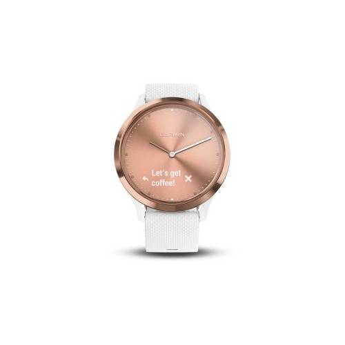 Garmin Vivomove HR Rose Gold  010-01850-32 Türkçe Menü