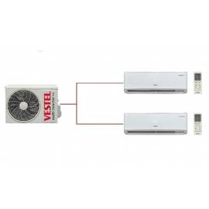 Vestel multi inverter 12 18 klima