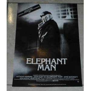 ELEPHANT MAN  FİL ADAM  DAVID LYNCH  FİLM POSTER  31x46 CM