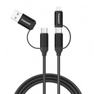 Tronsmart C4N1 4-in-1 USB Type-C Cable 1mt