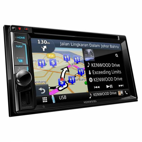Kenwood DNX-5170SM APPLE CAR PLAY Navigasyonlu Duble Multimedya 349699695