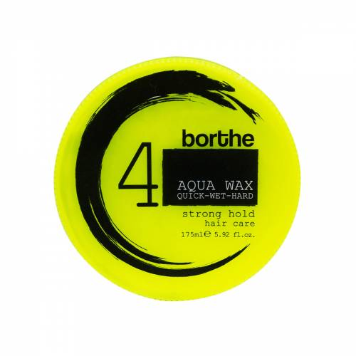 BORTHE NO-4 ISLAK WAX 175 ML 350378459
