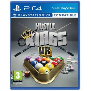 HUSTLE KINGS VR PLAYSTATION VR PSVR PS VR Bilardo