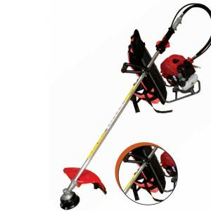 Master Professionell Sırt Tırpan 58 CC 4 HP Made in İTALY