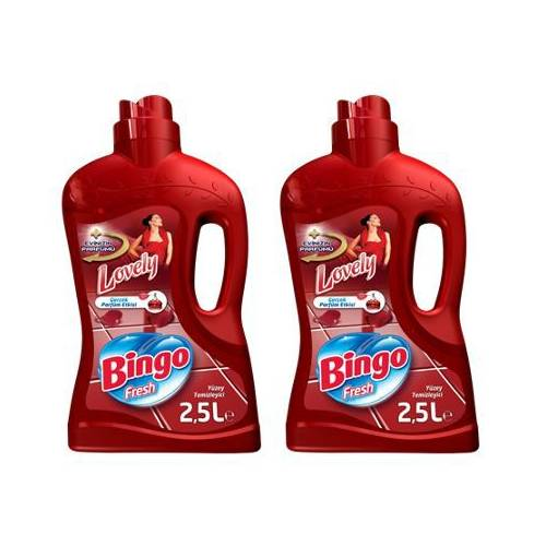 Bingo Fresh Pembe Lovely 2,5 Lt İKİLİ SET 351440857