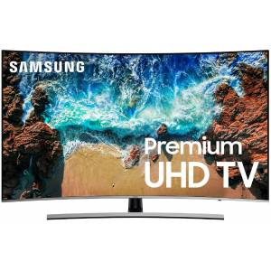 Samsung UE-55NU8500 CURVED Premium UHD 4K Smart LED TV 2018 Model