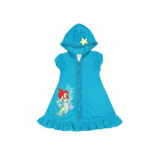 DİSNEY COLLECTİON PRINCESS Little Mermaid Havlu Elbise