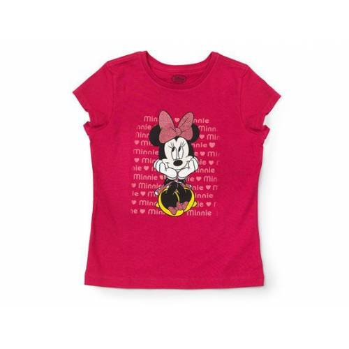 DİSNEY COLLECTİON STANDARD CHARACTER Pink Minnie Grafik Baskılı Tişört