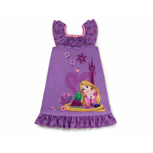 DİSNEY COLLECTİON PRINCESS Rapunzel Gecelik