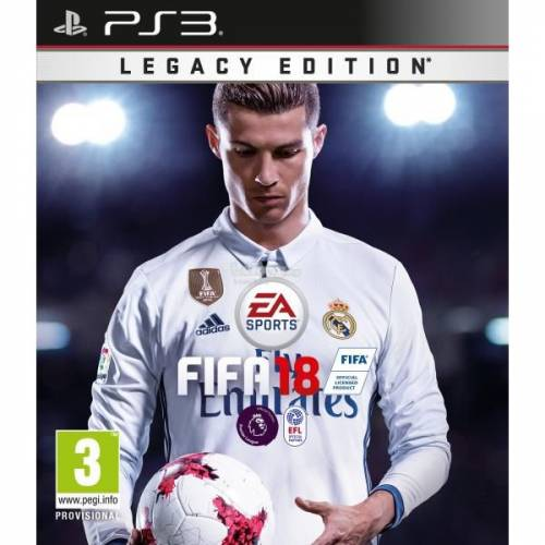 FİFA 2018 LEGACY EDİTİON PS3 OYUN FİFA 18 352020508
