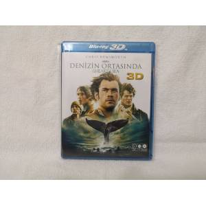 In The Heart Of The Sea - Denizin Ortasında 3D  2D Bluray