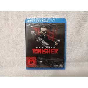 The Punisher War Zone - Cezalandırıcı Savaş Hattı Bluray