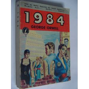 an argument that george orwells story 1984 is a political parable Winston's dreams (making love to julia in the golden country and meeting o'brien in the place where there is no darkness) st clement's church song (here comes a chopper to chop off your head.