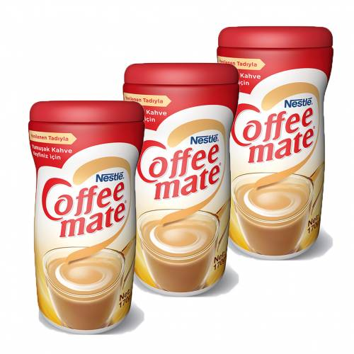 Nescafe Coffee Mate 170gr Ekopaket 3'lü Set