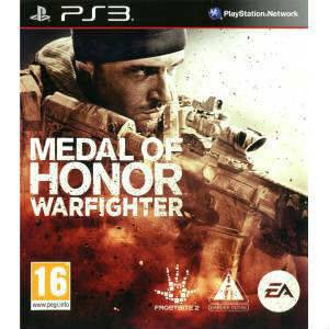 PS3-MEDAL OF HONOR WARFIGHTER
