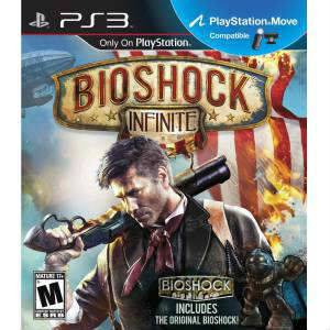 PS3-BIOSHOCK INFINITE