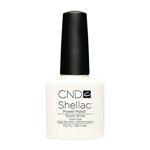 CND SHELLAC 20 GÜN KALICI OJE STUDIO WHİTE COLORS 355084112