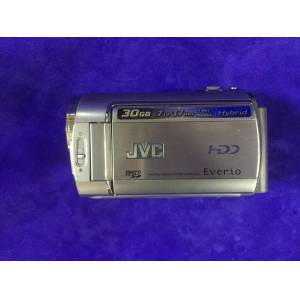 JVC HARDDİSKLİ DİJİTAL VİDEO KAMERA GZ-MG335HE TEMİZ