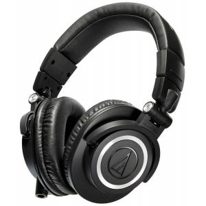 Audio-Technica ATH-M50x Professional Studio