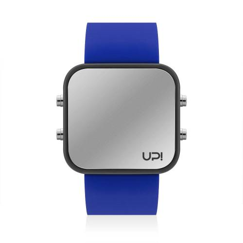 UPWATCH BLACK&BLUE