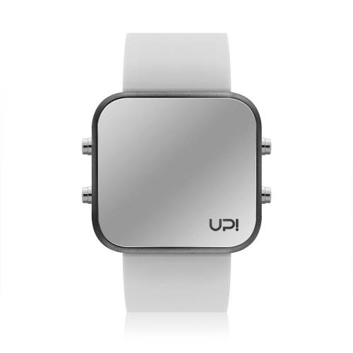 UPWATCH LED MATTE BLACK&WHITE