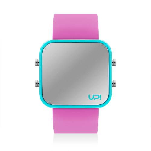 UPWATCH TURQUOISE&PINK