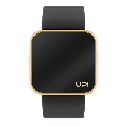 UPWATCH TOUCH SHINY GOLD&BLACK