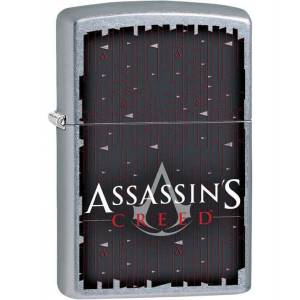 ORIJINAL ZİPPO ÇAKMAK ASSASSINS CREED 29495
