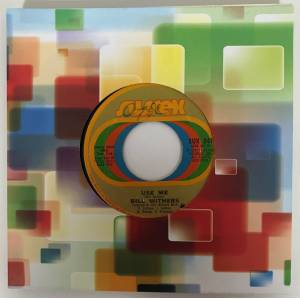 Bill Withers Let Me In Your Life - Use Me 45 lik