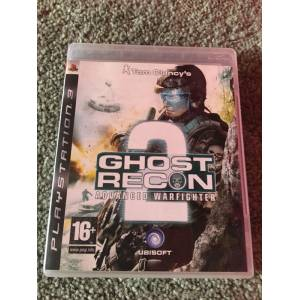 tom clancy ghost recon advanced warfıghter Ps3 oyun