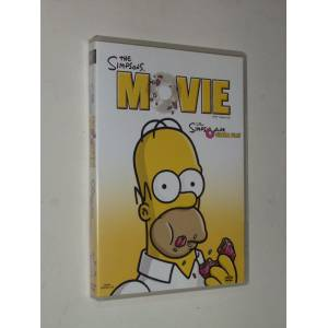 THE SIMPSONS MOVIE - SIMPSONLAR SİNEMA FİLMİ - DVD - KARGO DAHİL