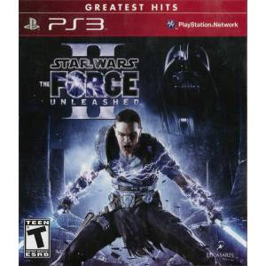Star Wars The Force Unleashed 2 Ps3 Oyun