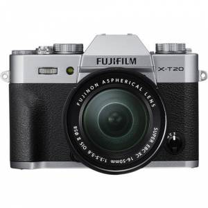Fujifilm X-T20  XC16-50mm Kit Outlet
