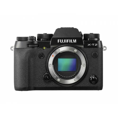 Fujifilm X-T2 Siyah + XC 16-50 F. 3.5-5.6 Kit - Outlet