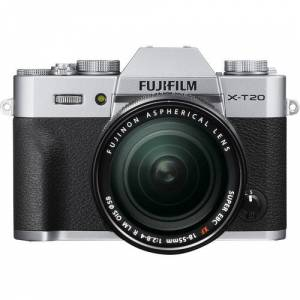 Fujifilm X-T20  XF18-55mm 2.8-4 Ois Kit Outlet
