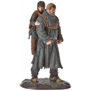 Dark Horse Deluxe Game of Thrones Hodor & Bran Figure