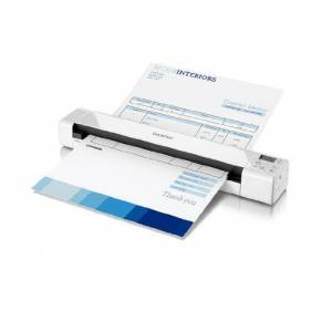 Brother Mobile Color Page Scanner DS-820W Wi-Fi Transfer Fast Scanning