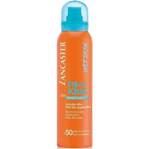 Lancaster Sun For Kids Invisible Mist Wet Skin Application Spf 50 125 Ml