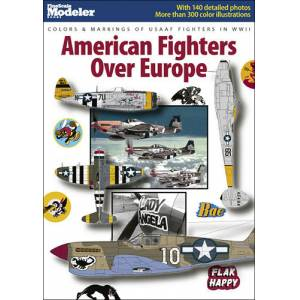 FineScale Modeler American Fighters Over Europe
