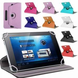 Dell Venue 7 - 3G  16 GB - 7 TABLET Döner Stand Tablet Kılıf
