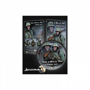 Scale75 SVD-003 Battle of Moscow 1941 Process DVD