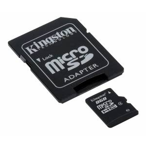 Kıngston 16Gb Micro Sd Class4 Hafıza Kart Sdc4-16G Kingston 16 Gb Class 4 Microsdhc Flash Card With