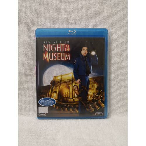 Night At The Museum Series - Müzede Bir Gece Set Bluray TİGLON 368528007